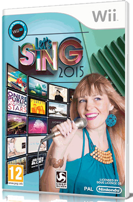 [WII] Let's Sing 2015 (2014) - SUB ITA