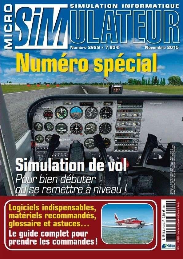 Micro Simulateur N262 - Novembre 2015