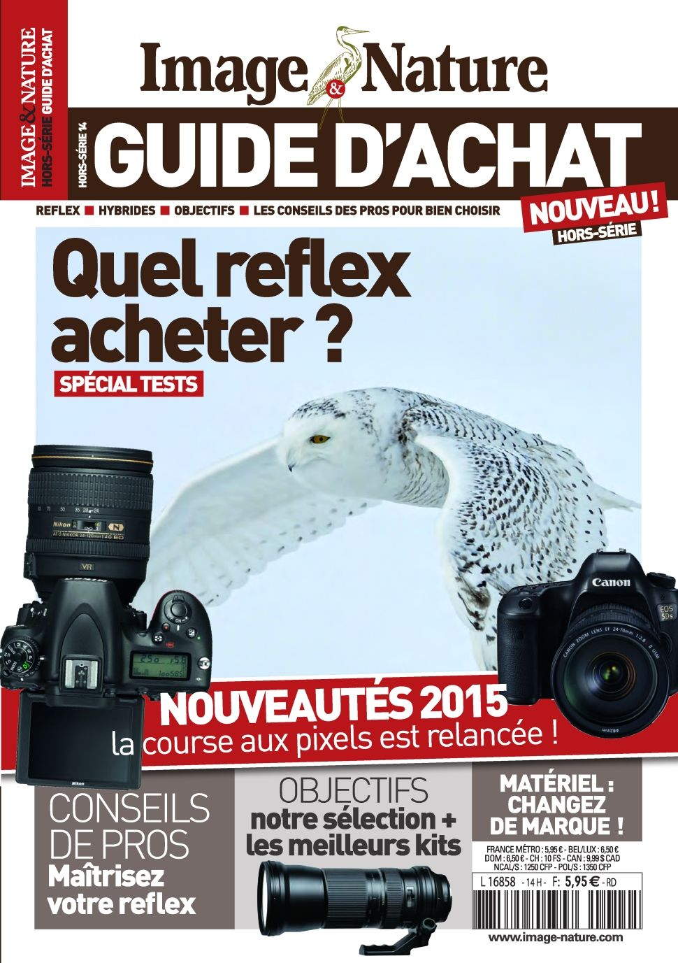 Image & Nature Hors Série 14 - Guide d'achat 2016