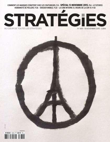 Stratégies - 19 Novembre 2015