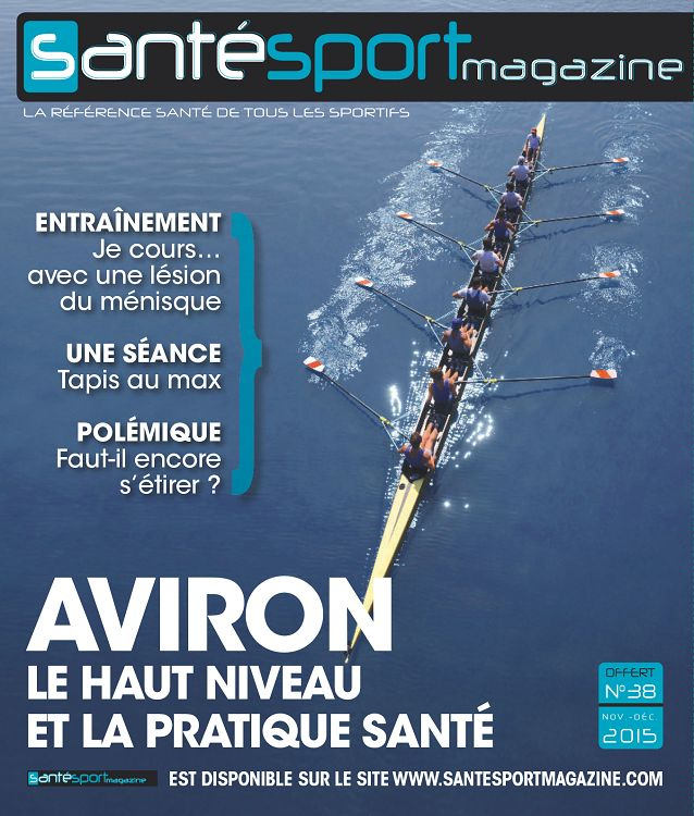 Santé Sport Magazine 38 - Novembre/Décembre 2015