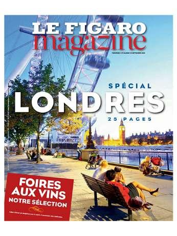 Le Figaro Magazine Du Samedi 12 & Dimanche 13 Septembre 2015