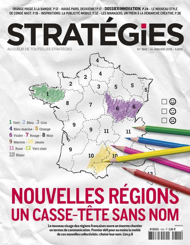 Stratégies - 14 Janvier 2016