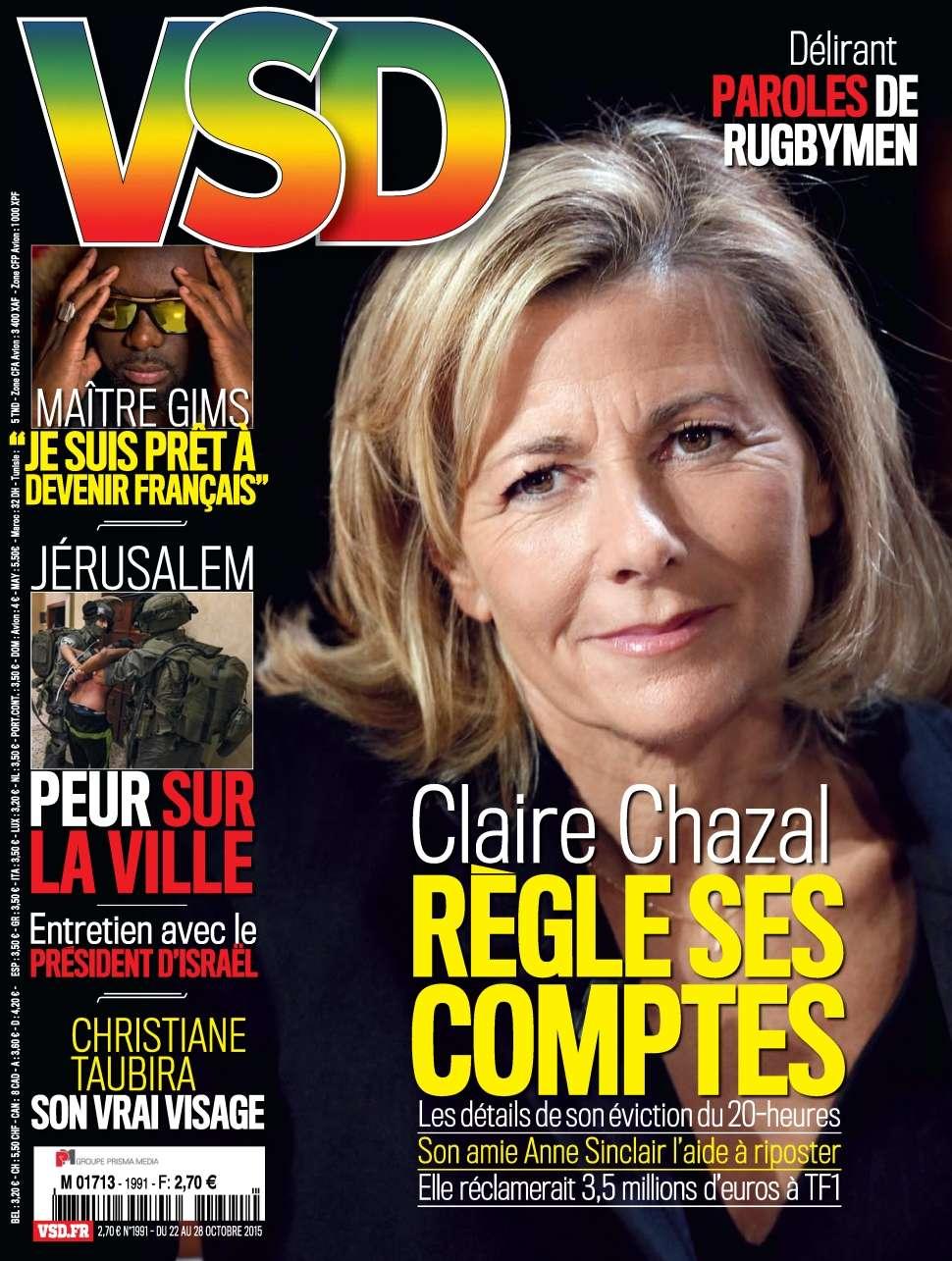 VSD 1991 - 22 au 28 Octobre 2015
