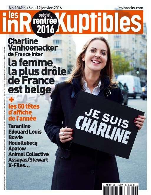 Les Inrockuptibles 1049 - 6 au 12 Janvier 2016