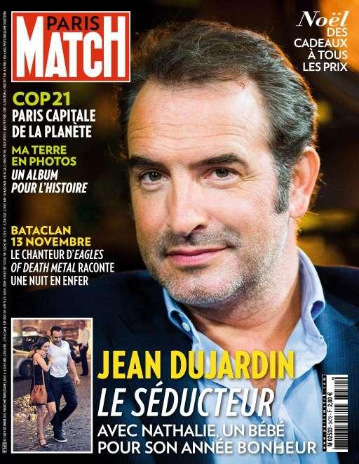 Paris Match 3472 - 3 au 9 Décembre 2015