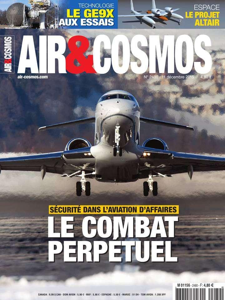 Air & Cosmos 2480 - 11 au 17 Décembre 2015