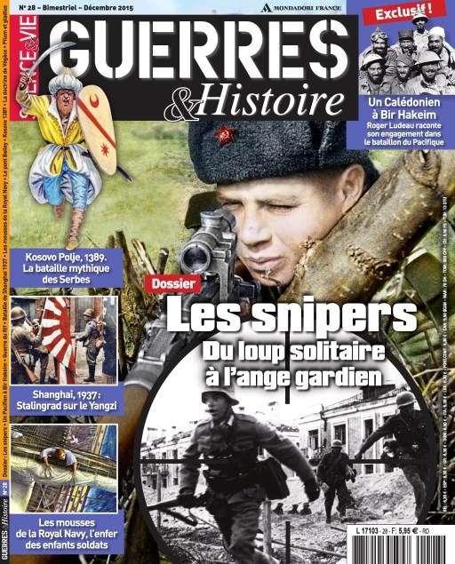 Science & Vie Guerres & Histoire 28 - Décembre 2015