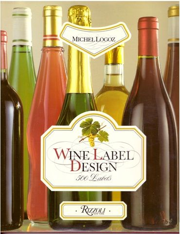 Wine Label Design, Rizzoli