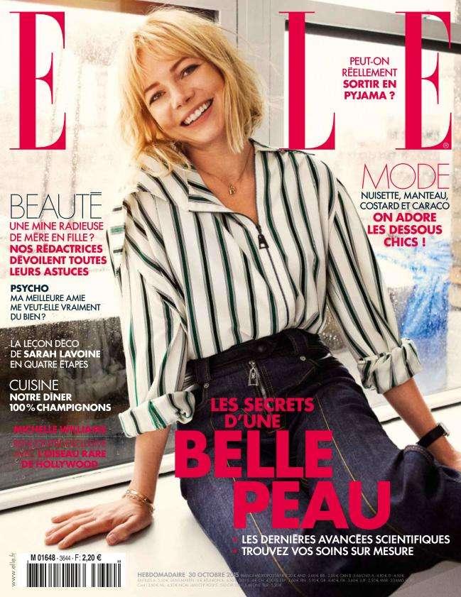 Elle France 3644 - 30 Octobre au 5 Novembre 2015