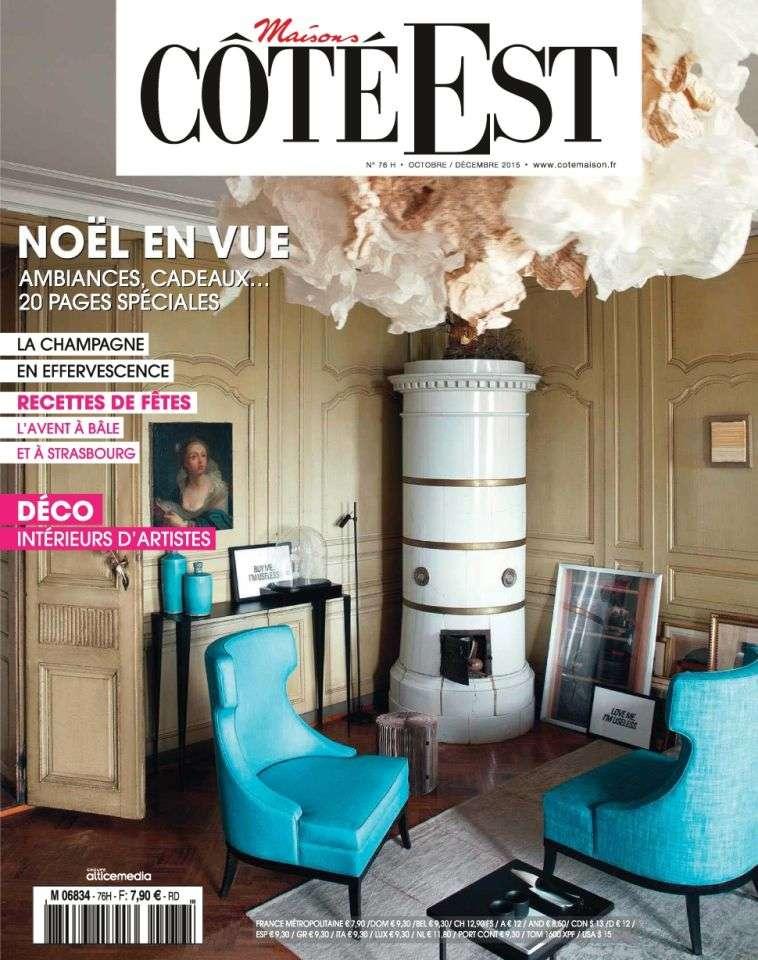 Maisons Côté Est 76 - Octobre-Décembre 2015