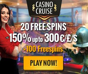 casino cruise exclusive bonus