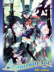 Watch Aquarian Age: Saga II – Don't Forget Me (OVA) Online
