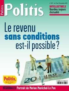 Politis - 13 au 18 Novembre 2015