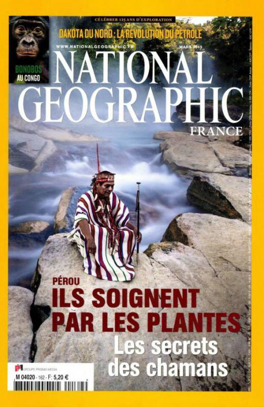 National Geographic 162 - Mars 2013
