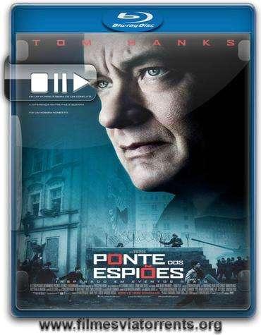 Ponte dos Espiões Torrent - BluRay Rip 720p e 1080p Dublado