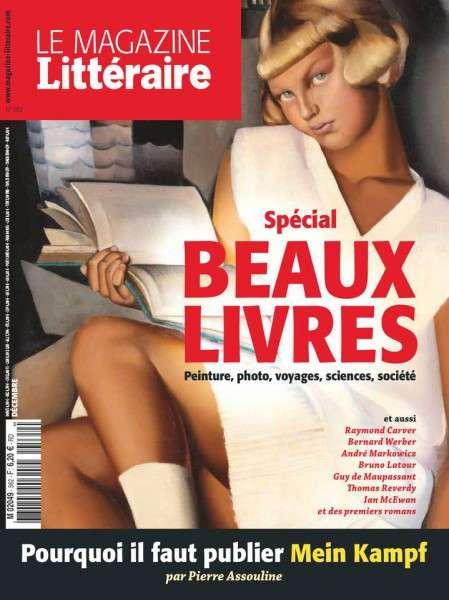 Le Magazine Littéraire - Décembre 2015