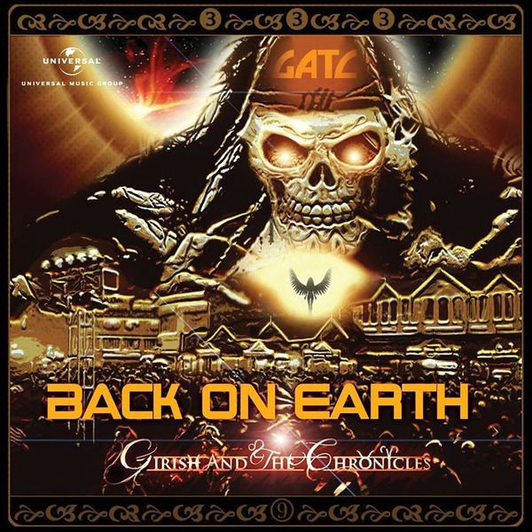 Girish And The Chronicles - Back On Earth (2014)