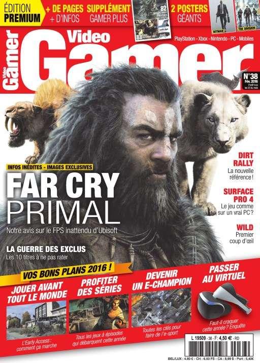 Video Gamer 38 - Février 2016