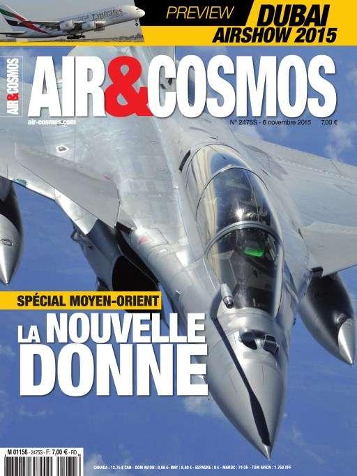 Air & Cosmos 2475 - 6 au 12 Novembre 2015