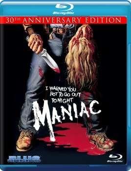 Maniac (1980) Full HD 1080p Untoched AC3 ITA DTS-HD  ENG Sub
