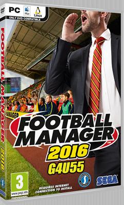 [PC] Football Manager 2016 (2015) - SUB ITA
