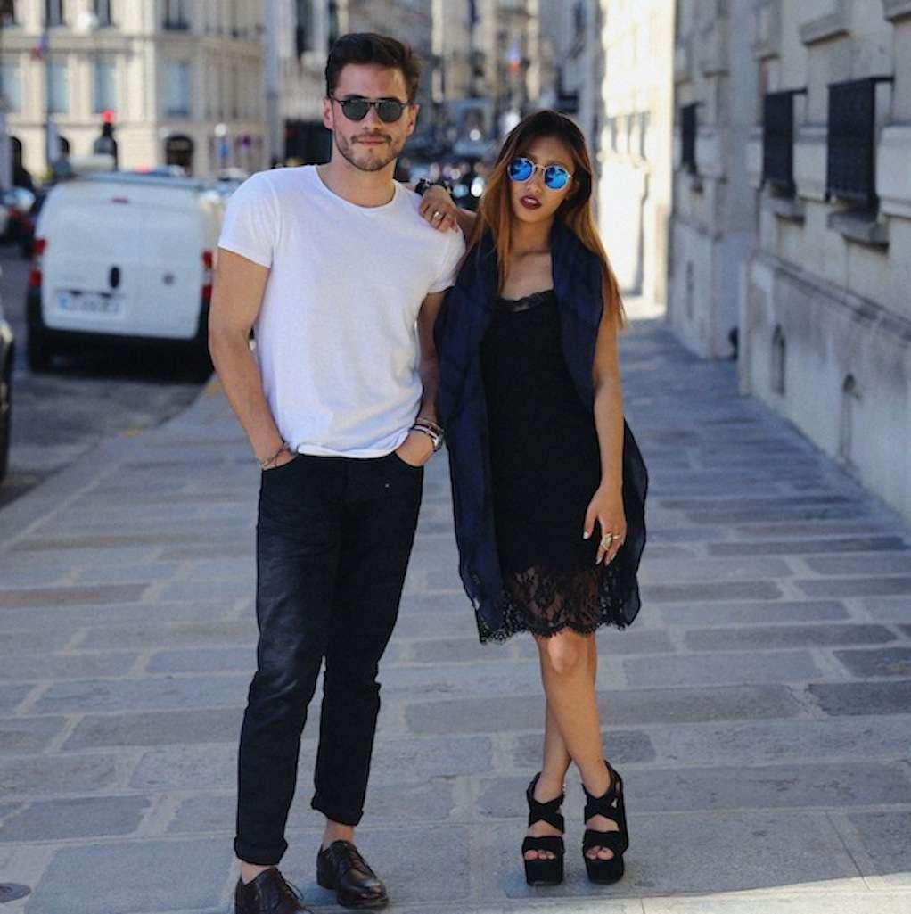 la petite robe noire blog mode paris rosapelsblog