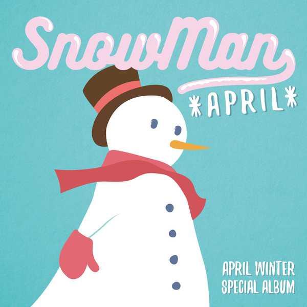 April - Snowman (Winter Special Single Album) K2Ost free mp3 download korean song kpop kdrama ost lyric 320 kbps