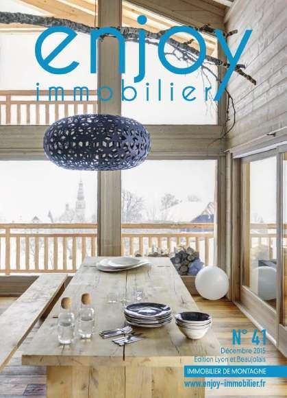 Enjoy Immobilier - Décembre 2015