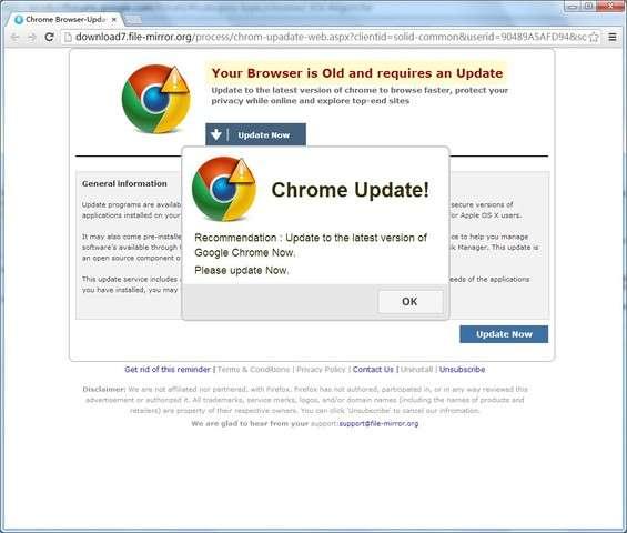 Verwijder Download7.file-mirror.org