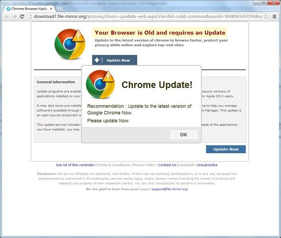 Download7.file-mirror.orgを削除