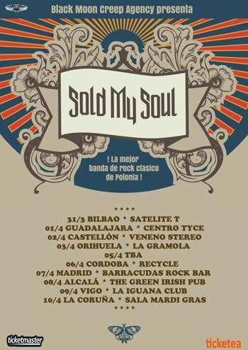 Sold My Soul cartel