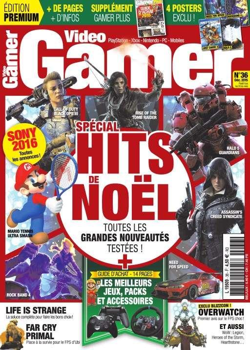 Video Gamer 36 - Décembre2015