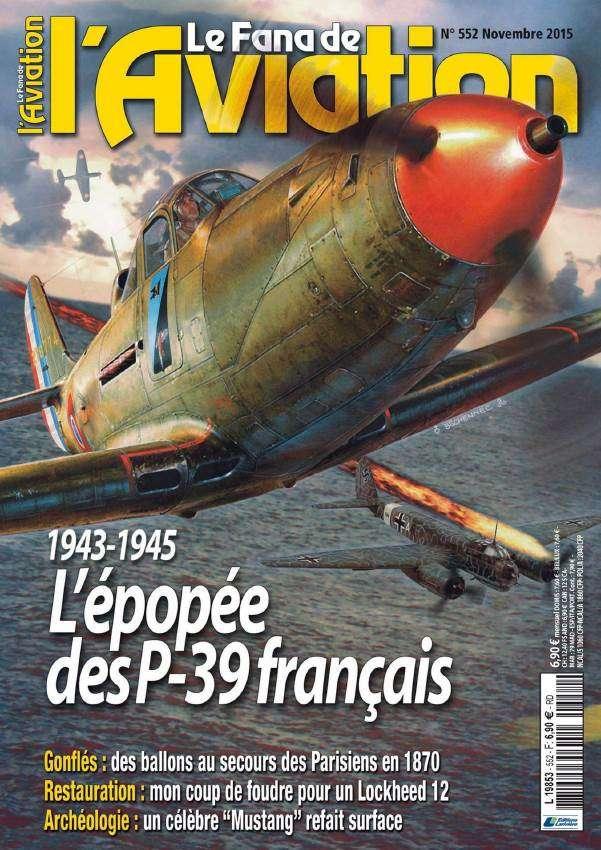 Le Fana de l'Aviation 552 - Novembre 2015