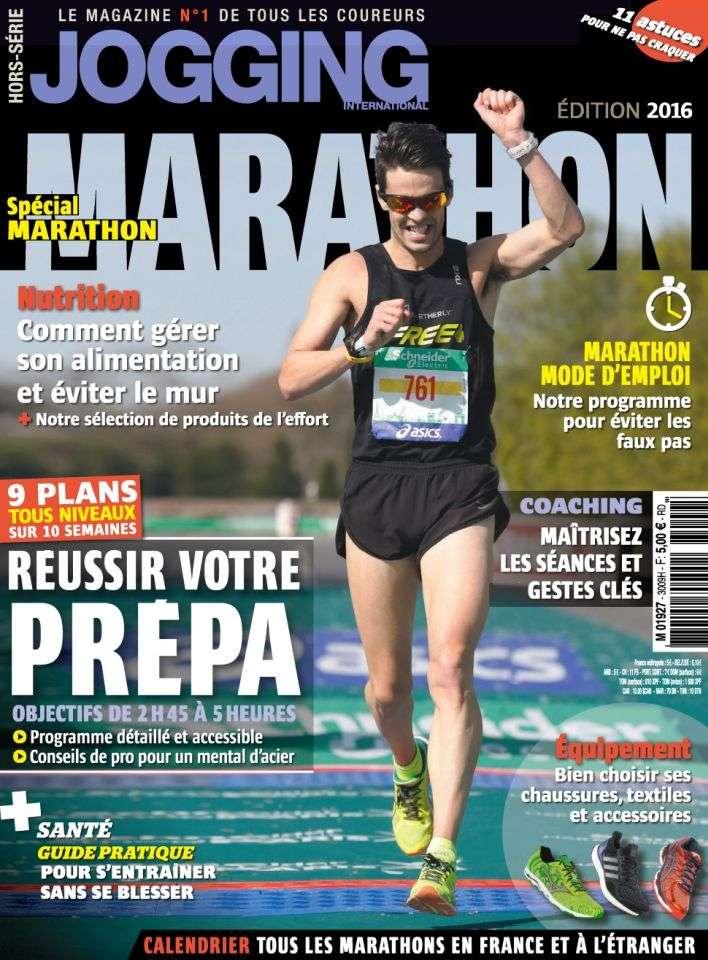Jogging International Hors-Série 3009 - Édition 2016