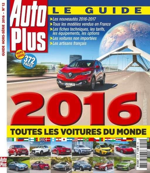 Auto Plus Hors-Série 12 - Le Guide 2016