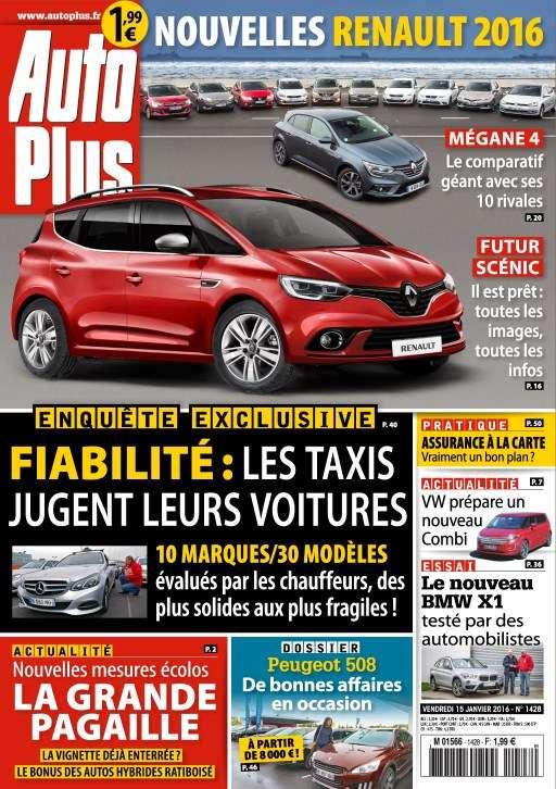 Auto Plus 1428 - 15 au 21 Janvier 2016