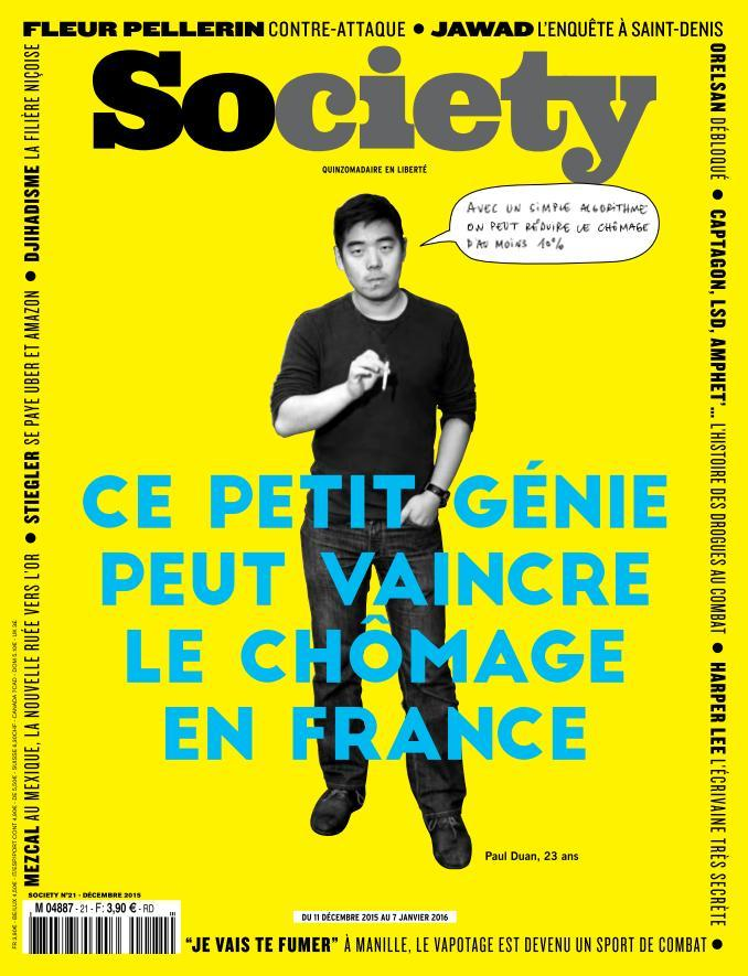 Society - 11 au 17 Décembre 2015