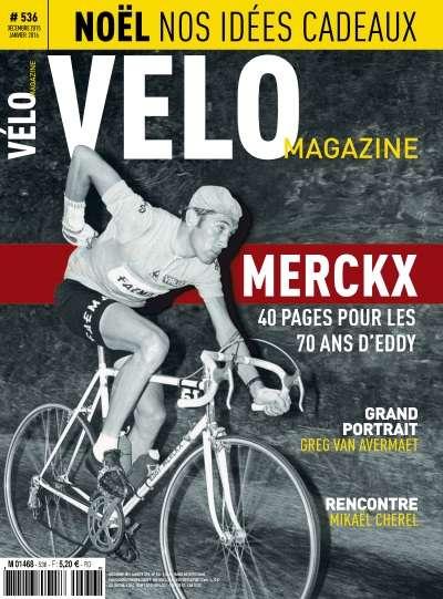 Vélo Magazine 536 - Décembre2015/Janvier 2016