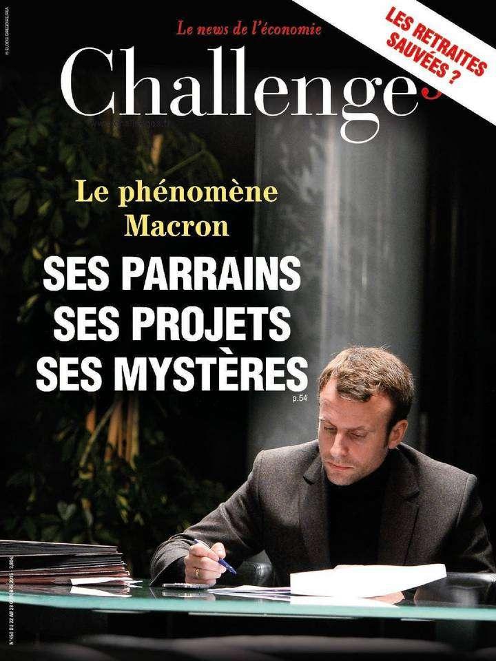 Challenges - 22 au 28 Octobre 2015