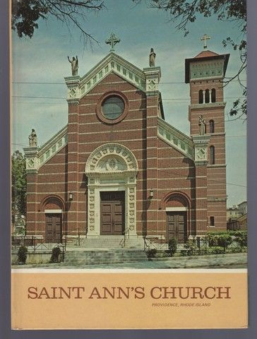 Saint Ann's Church, (rhode island)