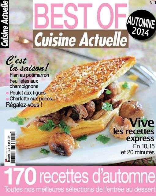 Cuisine Actuelle Best Of 01 - Automne 2014