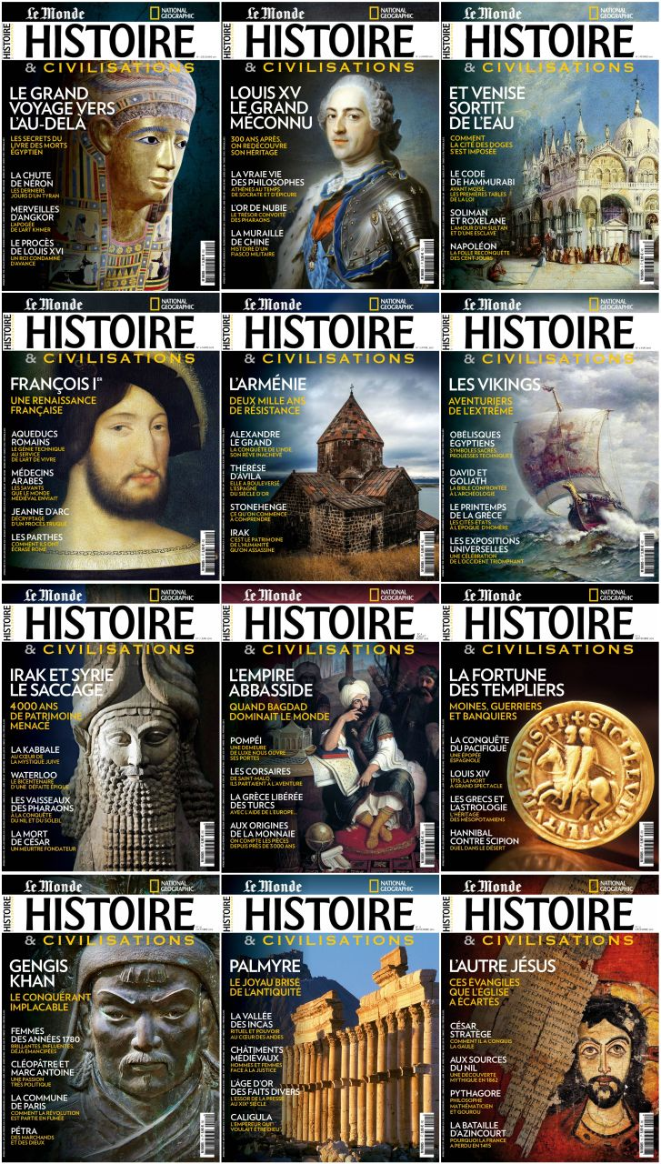 Histoire & Civilisations - La Collection Complète