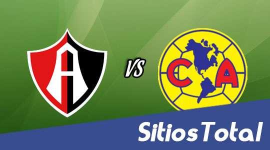 Ver Atlas vs America en Vivo – J2 Clausura 2016 – Sábado 16 de Enero del 2016