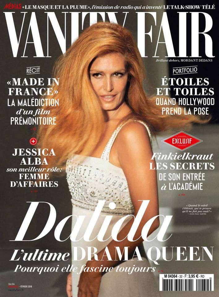 Vanity Fair 32 - Février 2016