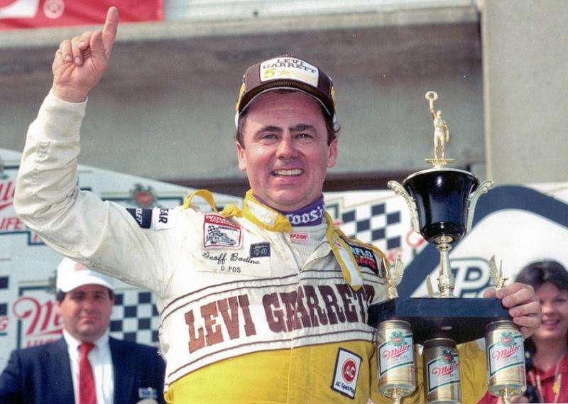 Geoff Bodine NASCAR