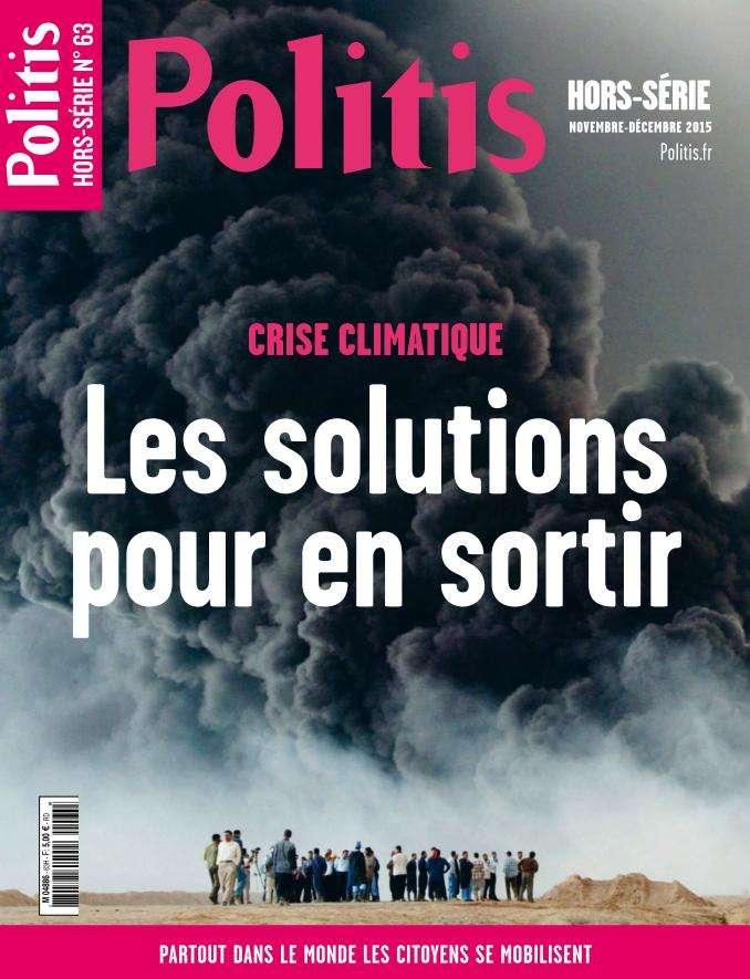 Politis Hors-Série 63 - Novembre-Décembre 2015