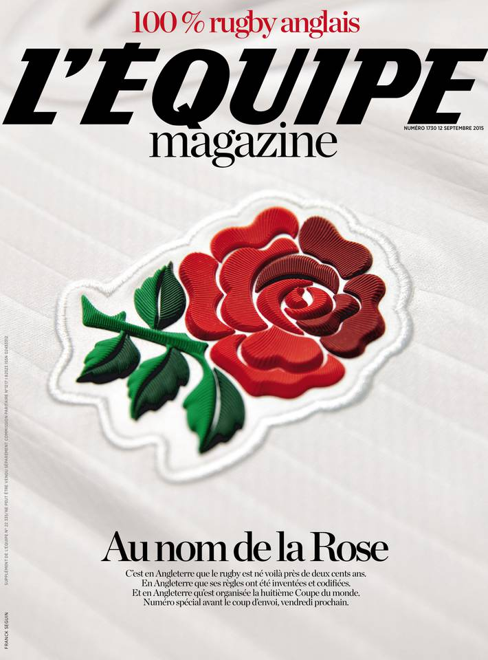 L'Equipe Magazine 1730 du Samedi 12 Septembre 2015