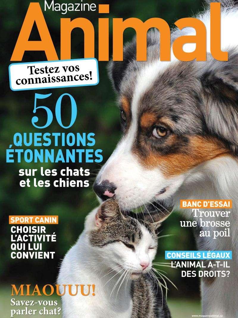 Magazine Animal - Novembre 2015