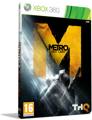 [XBOX360] Metro: Last Light (2013) - FULL ITA